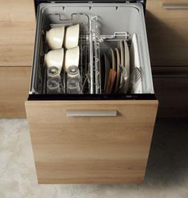 ビルトイン食器洗い乾燥機2