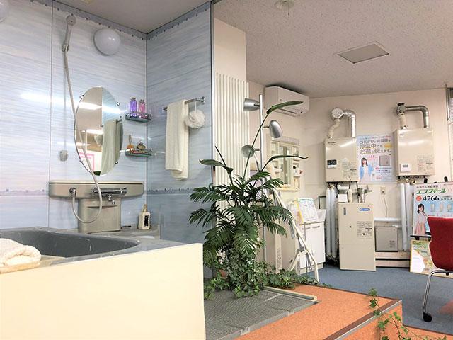 札幌支店ショールームの様子3