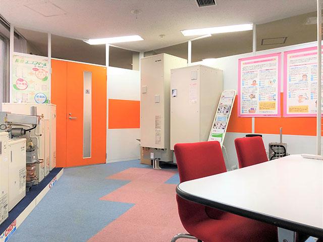 札幌支店ショールームの様子4